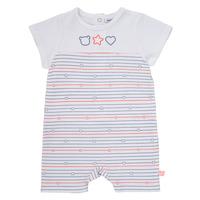 Υφασμάτινα Παιδί Ολόσωμες φόρμες / σαλοπέτες Noukie's NOLAN Multicolour