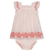 Υφασμάτινα Κορίτσι Κοντά Φορέματα Carrément Beau SAMY Ροζ