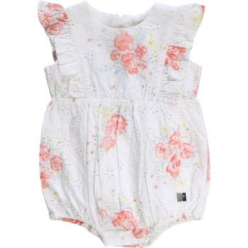 Υφασμάτινα Κορίτσι Ολόσωμες φόρμες / σαλοπέτες Carrément Beau KAIS Άσπρο