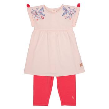 Υφασμάτινα Κορίτσι Σετ Carrément Beau AIMEE Ροζ