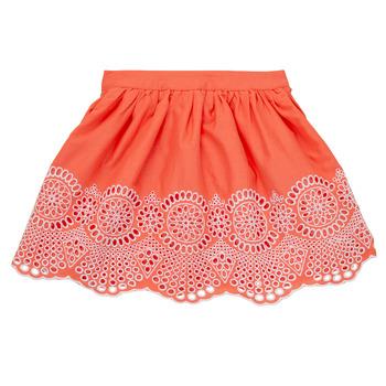 Υφασμάτινα Κορίτσι Φούστες Carrément Beau REDA Ροζ