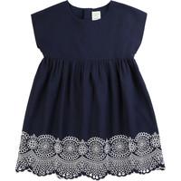 Υφασμάτινα Κορίτσι Κοντά Φορέματα Carrément Beau LISE Μπλέ