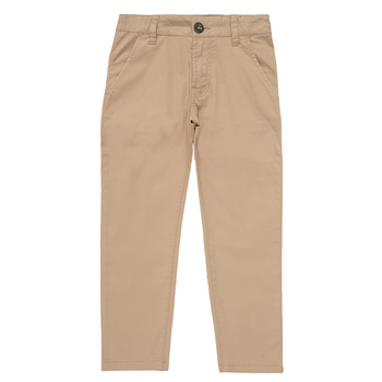 Υφασμάτινα Αγόρι Παντελόνια Chino/Carrot Timberland HECTOR Beige
