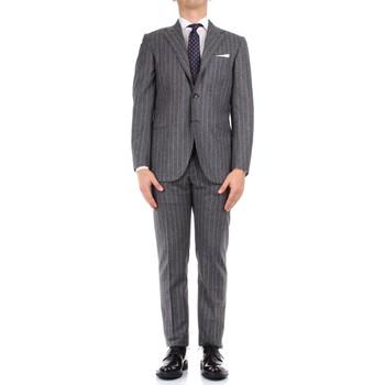 Υφασμάτινα Άνδρας Κοστούμια Kiton 0252S08/2 Grey