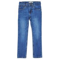 Υφασμάτινα Αγόρι Skinny jeans Levi's 510 BI-STRETCH Calabasas