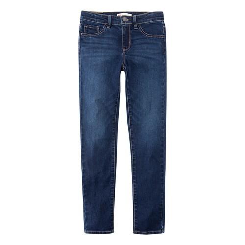 Υφασμάτινα Αγόρι Skinny jeans Levi's 510 SKINNY FIT Μπλέ
