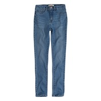 Υφασμάτινα Κορίτσι Skinny jeans Levi's 721 HIGH RISE SUPER SKINNY Annex