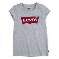 Υφασμάτινα Κορίτσι T-shirt με κοντά μανίκια Levi's BATWING TEE Grey