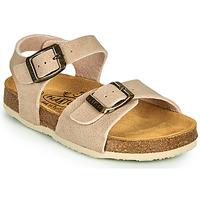Παπούτσια Παιδί Σανδάλια / Πέδιλα Plakton LOUIS Beige