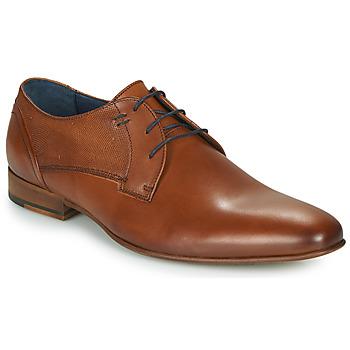 Παπούτσια Άνδρας Derby André LAZERMAN Cognac