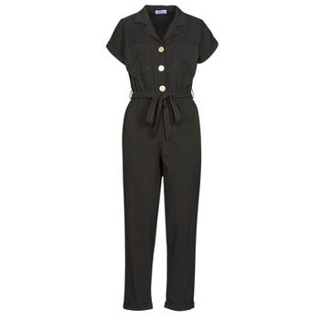 Υφασμάτινα Γυναίκα Ολόσωμες φόρμες / σαλοπέτες Betty London MYRTIL Black