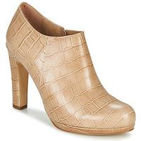 Παπούτσια Γυναίκα Χαμηλές Μπότες Fericelli OMBRETTA Beige