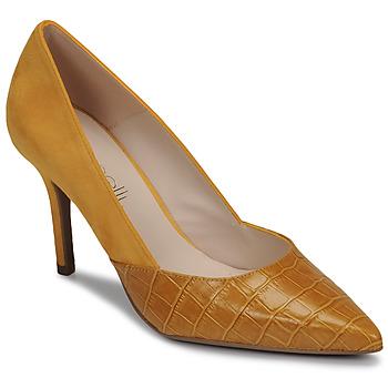 Παπούτσια Γυναίκα Γόβες Fericelli MARIA Yellow