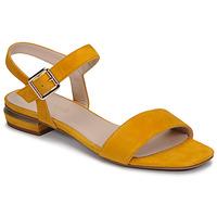 Παπούτσια Γυναίκα Σανδάλια / Πέδιλα Fericelli MADDY Yellow