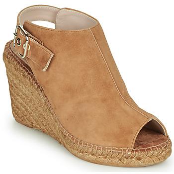 Παπούτσια Γυναίκα Σανδάλια / Πέδιλα Fericelli MAUD Camel