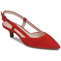 Παπούτσια Γυναίκα Γόβες Fericelli JOLOIE Red