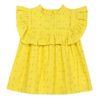 Υφασμάτινα Κορίτσι Μπλούζες Catimini MAINA Yellow