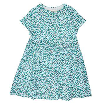 Υφασμάτινα Κορίτσι Κοντά Φορέματα Catimini ELLA Άσπρο