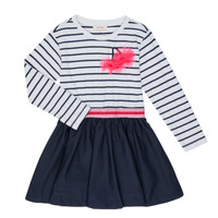 Υφασμάτινα Κορίτσι Κοντά Φορέματα Catimini BASILE Άσπρο