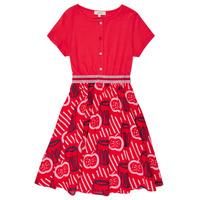 Υφασμάτινα Κορίτσι Κοντά Φορέματα Catimini MANOA Red