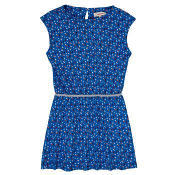 Υφασμάτινα Κορίτσι Κοντά Φορέματα Catimini SWANY Μπλέ