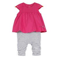 Υφασμάτινα Κορίτσι Ολόσωμες φόρμες / σαλοπέτες Catimini ALOIS Red