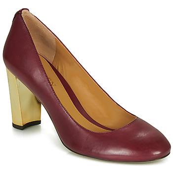 Παπούτσια Γυναίκα Γόβες Lauren Ralph Lauren 802688958-004 Bordeaux