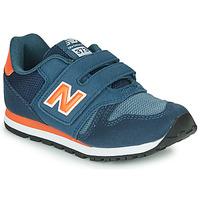 Παπούτσια Παιδί Χαμηλά Sneakers New Balance YV373KN-M Μπλέ / Red