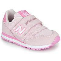 Παπούτσια Παιδί Χαμηλά Sneakers New Balance YV373SP-M Ροζ
