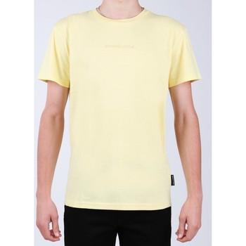 Υφασμάτινα Άνδρας T-shirt με κοντά μανίκια DC Shoes DC EDYKT03376-YZL0 yellow