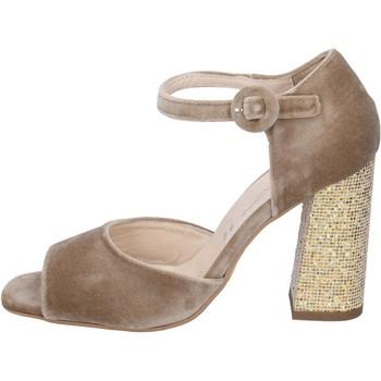 Παπούτσια Γυναίκα Σανδάλια / Πέδιλα Olga Rubini BP361 Μπεζ