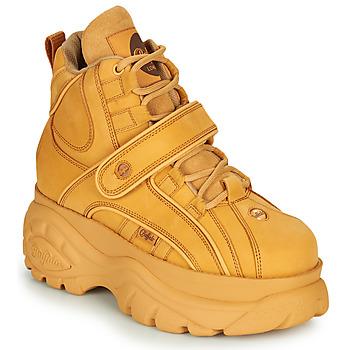 Παπούτσια Γυναίκα Ψηλά Sneakers Buffalo 1534043 Cognac
