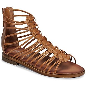 Παπούτσια Γυναίκα Σανδάλια / Πέδιλα Mjus GRAM Camel
