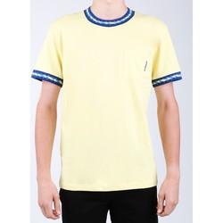 Υφασμάτινα Άνδρας T-shirt με κοντά μανίκια DC Shoes DC SEDYKT03372-YZL0 yellow