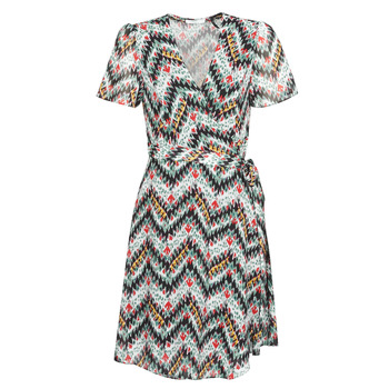 Υφασμάτινα Γυναίκα Κοντά Φορέματα Les Petites Bombes V7205 Multicolour