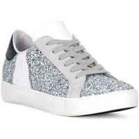 Παπούτσια Άνδρας Multisport At Go GO GLITTER BIANCO Bianco