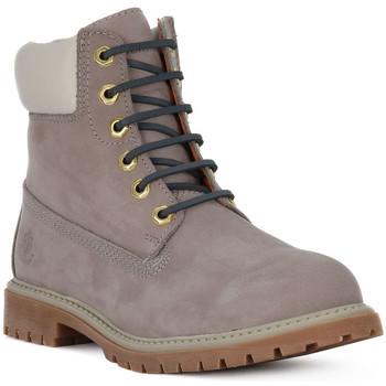 Παπούτσια Γυναίκα Μπότες Lumberjack CD017 ANKLE BOOT Grigio