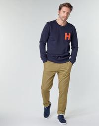 Υφασμάτινα Άνδρας Παντελόνια Chino/Carrot Selected SLHYARD Camel