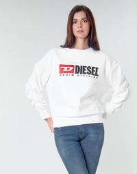 Υφασμάτινα Γυναίκα Φούτερ Diesel F-ARAP Άσπρο