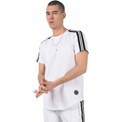 Υφασμάτινα Άνδρας T-shirt με κοντά μανίκια Project X Paris  Άσπρο