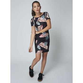 Υφασμάτινα Γυναίκα Φορέματα Project X Paris  Black