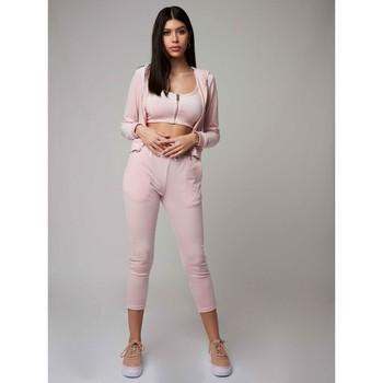 Υφασμάτινα Γυναίκα Αθλητικά μπουστάκια  Project X Paris  Ροζ