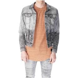 Υφασμάτινα Άνδρας Τζιν Μπουφάν/Jacket  Project X Paris  Grey