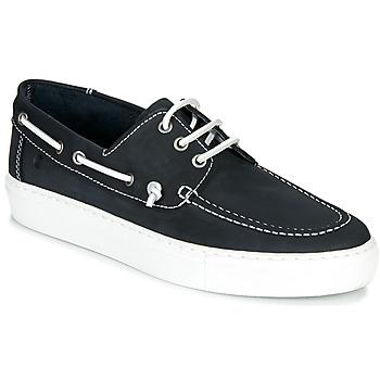 Παπούτσια Άνδρας Boat shoes Casual Attitude MILIA Marine / Άσπρο