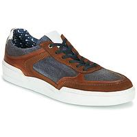 Παπούτσια Άνδρας Χαμηλά Sneakers Casual Attitude MELISSI Cognac