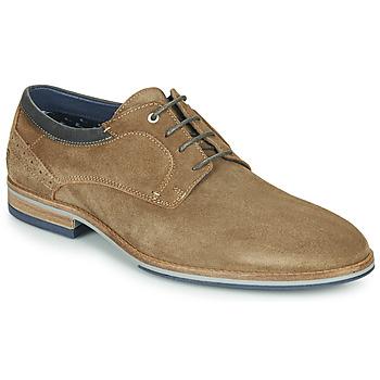 Παπούτσια Άνδρας Derby Casual Attitude MARINA Taupe