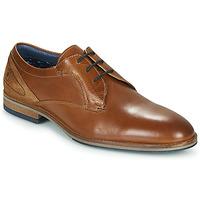Παπούτσια Άνδρας Derby Casual Attitude MONA Cognac