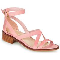 Παπούτσια Γυναίκα Σανδάλια / Πέδιλα Casual Attitude COUTIL Vieux / Ροζ