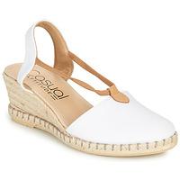 Παπούτσια Γυναίκα Σανδάλια / Πέδιλα Casual Attitude MAYA Άσπρο