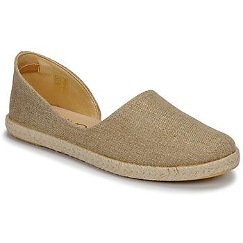 Παπούτσια Γυναίκα Εσπαντρίγια Casual Attitude JALAYIVE Beige